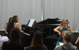 """Rezital mit Marija Bokor beim """"Festival für junge Künstler Bayreuth"""""""